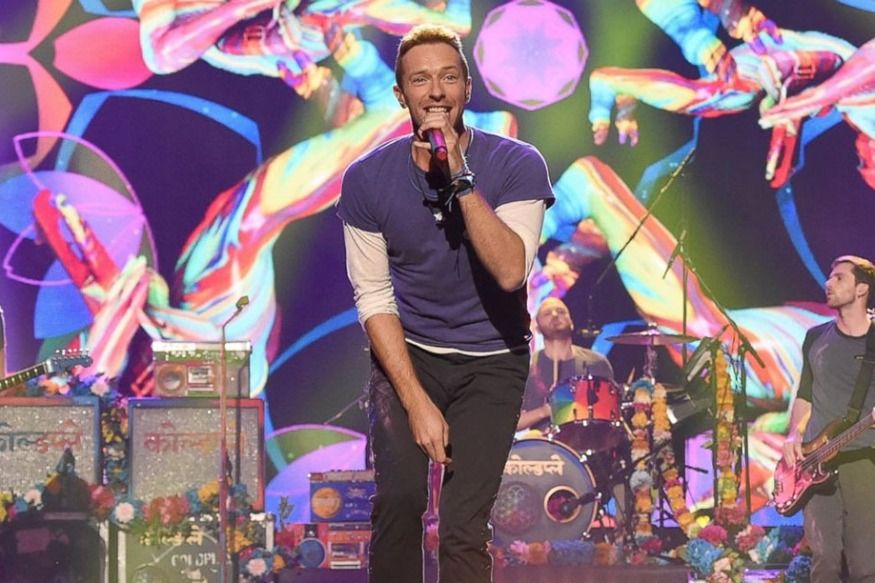 "Coldplay announces new single ""Higher Power"""